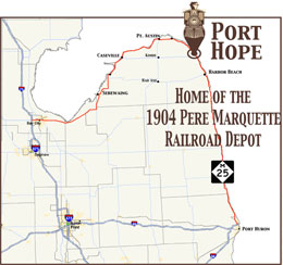 Visit the Port Hope Depot